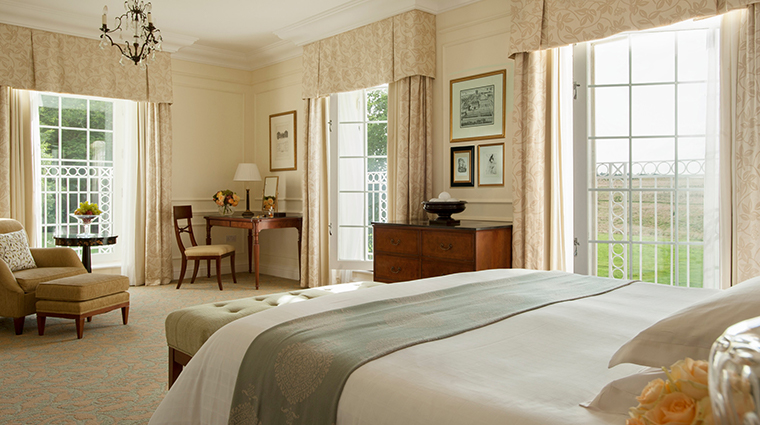 four seasons hotel hampshire belvedere suite