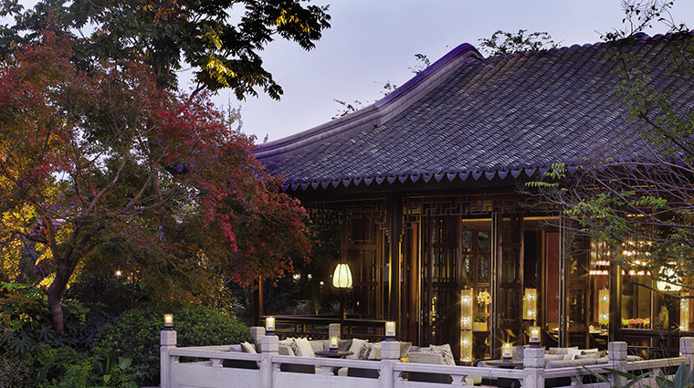 four seasons hotel hangzhou at west lake jin sha exterior