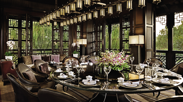 four seasons hotel hangzhou at west lake private dining
