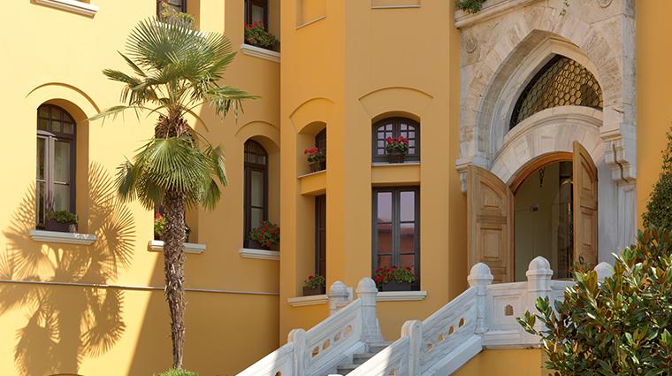 four seasons hotel istanbul at sultanahmet exterior