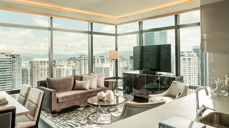 four seasons hotel kuala lumpur two bedroom apartment
