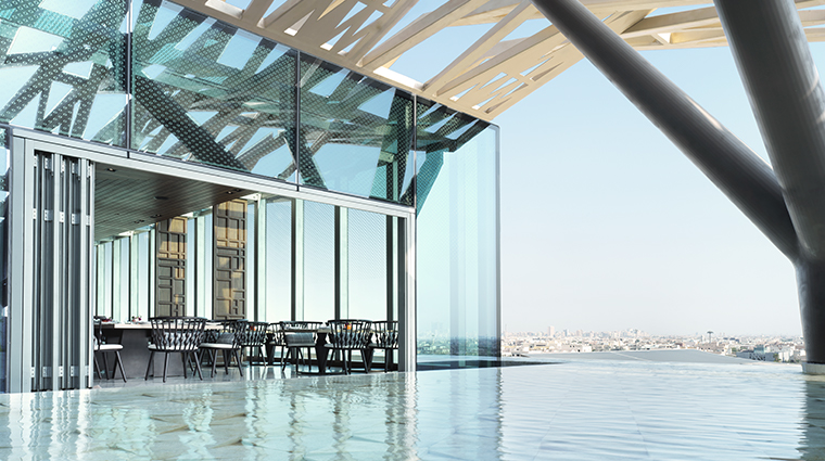 four seasons hotel kuwait at burj alshaya Elements exterior