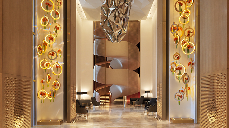 four seasons hotel kuwait at burj alshaya Lobby