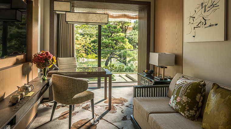 four seasons hotel kyoto executive suite