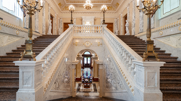 four seasons hotel lion palace st petersburg grand staircase