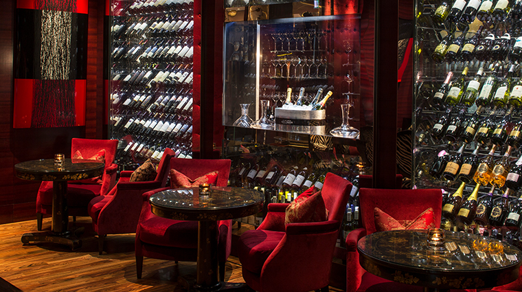 four seasons hotel london at park lane wine bar