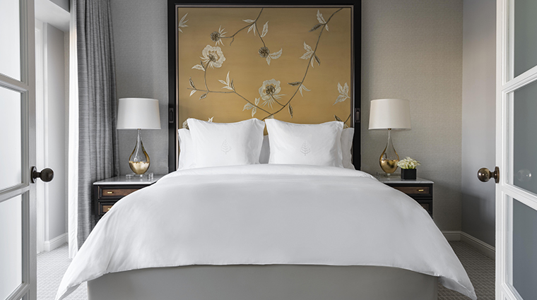 four seasons hotel los angeles at beverly hills cali suite bedroom