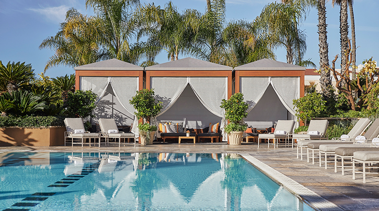 four seasons hotel los angeles at beverly hills pool