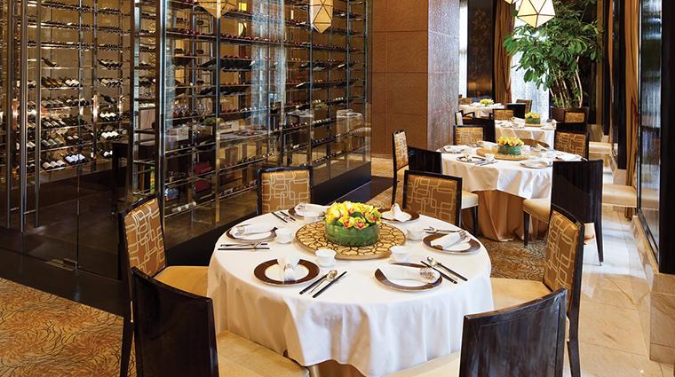 four seasons hotel macao cotai strip Zi Yat Heen
