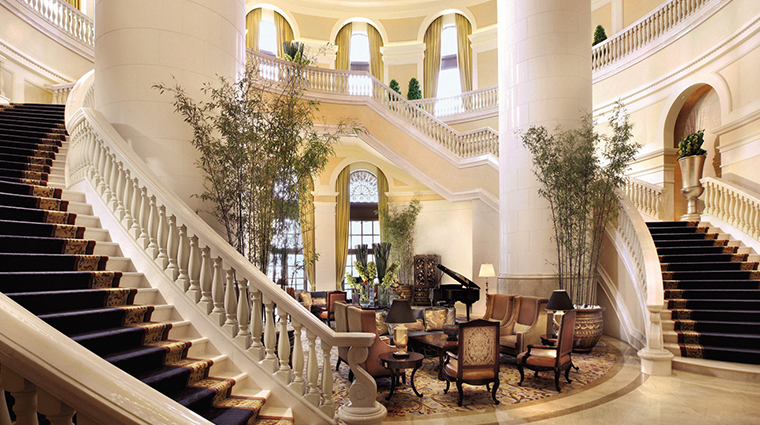 four seasons hotel macao cotai strip interior