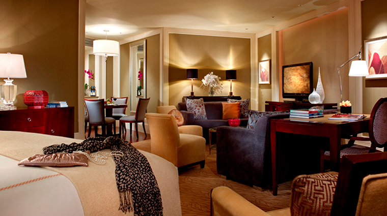 four seasons hotel macao cotai strip junior suite