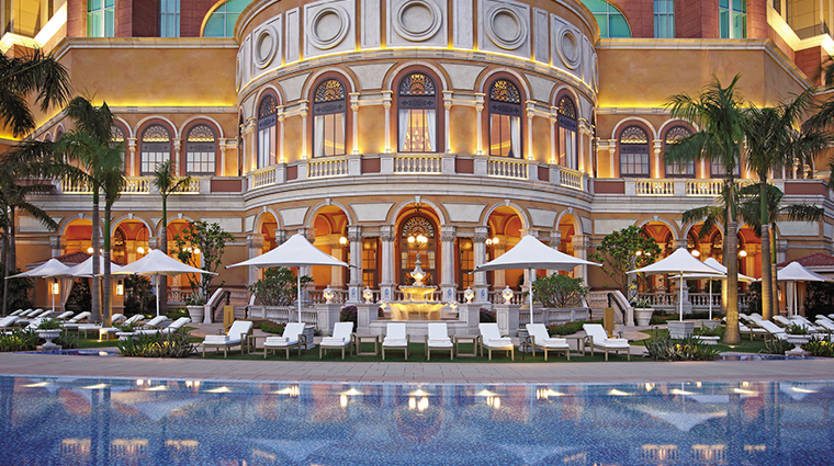 four seasons hotel macao cotai strip pool