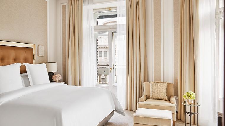 four seasons hotel madrid one bedroom suite