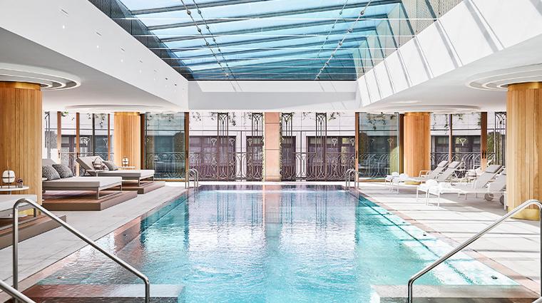 four seasons hotel madrid spa