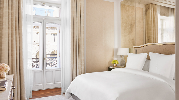 four seasons hotel madrid two bedroom suite