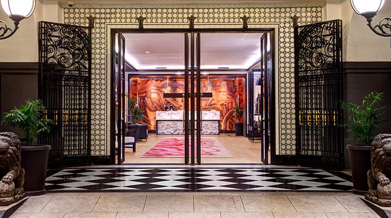 four seasons hotel mexico df entrance
