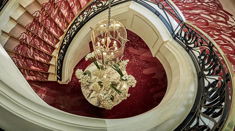 four seasons hotel mexico df staircase