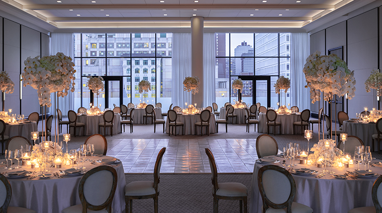 four seasons hotel montreal event space