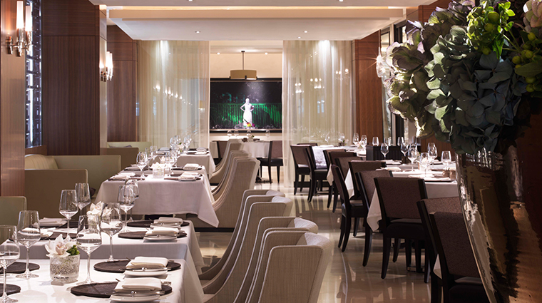 four seasons hotel moscow Bystro restaurant