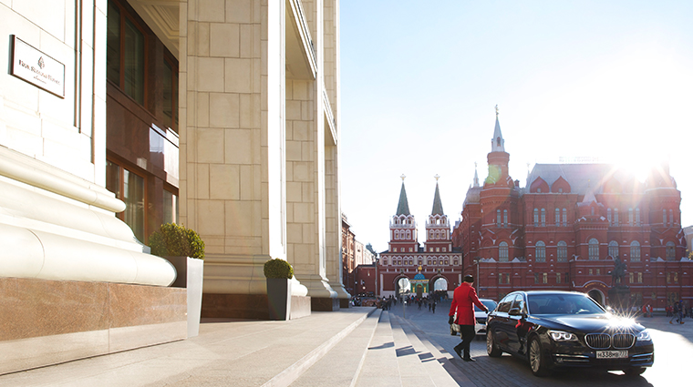 four seasons hotel moscow hotel entrance
