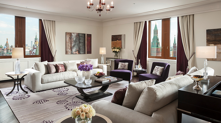 four seasons hotel moscow imperial suite living room