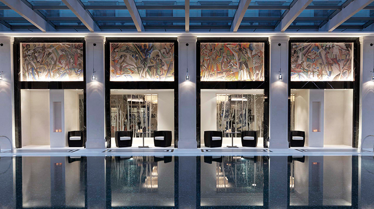 four seasons hotel moscow spa pool