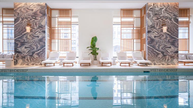 four seasons hotel new york downtown wellness pool