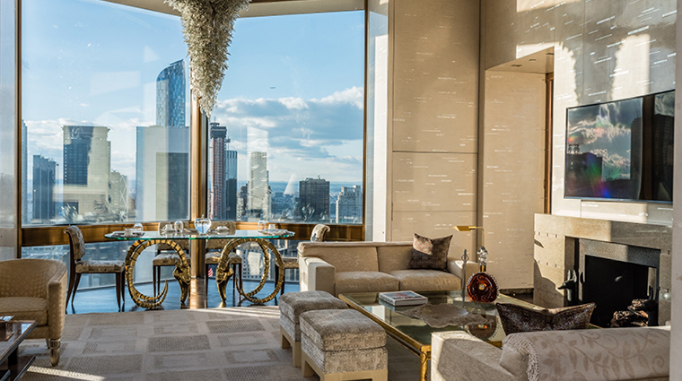 four seasons hotel new york LouisXIII penthouse