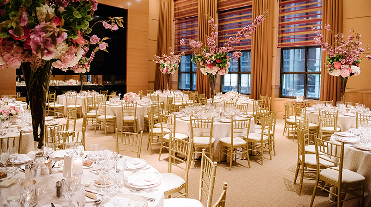 four seasons hotel new york event