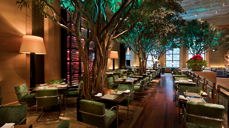 four seasons hotel new york garden restaurant