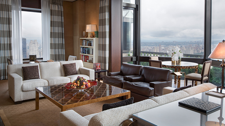 four seasons hotel new york suite
