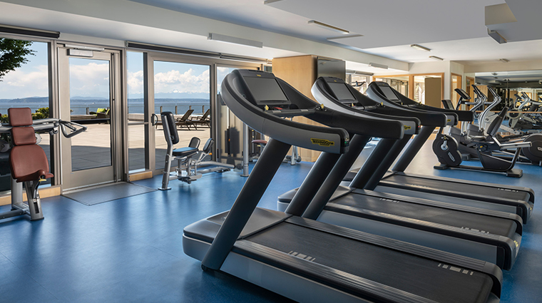 four seasons hotel seattle fitness center
