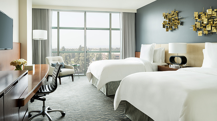 four seasons hotel silicon valley at east palo alto deluxe double view