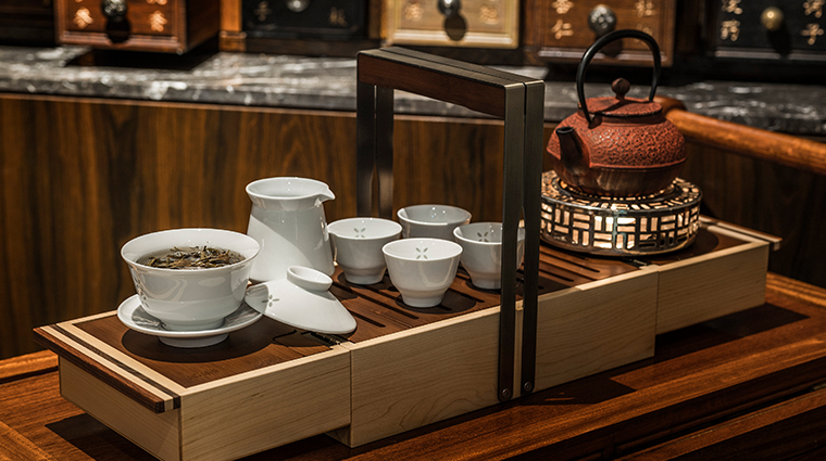 four seasons hotel singapore premium tea service