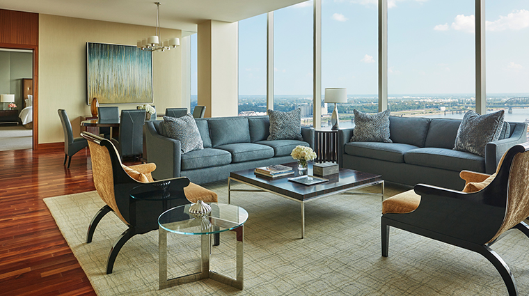 four seasons hotel st louis presidential suite