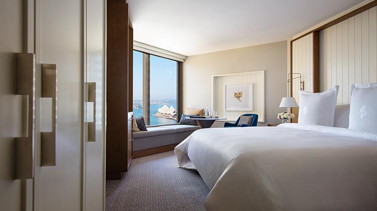 four seasons hotel sydney deluxe full