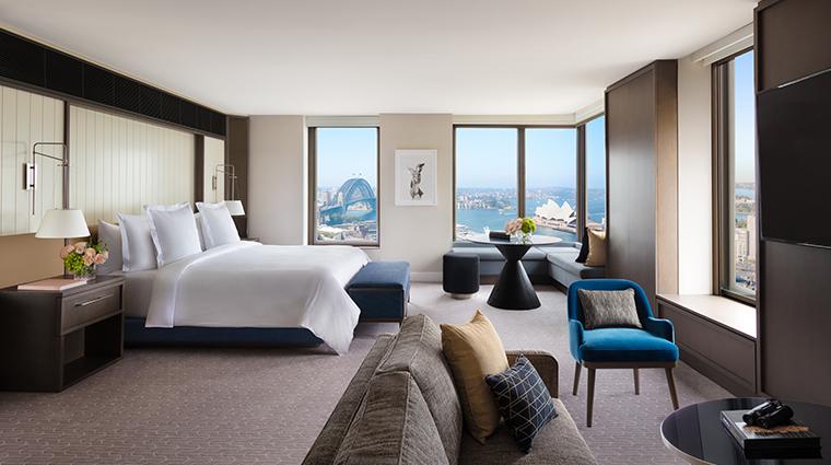 four seasons hotel sydney full harbour room
