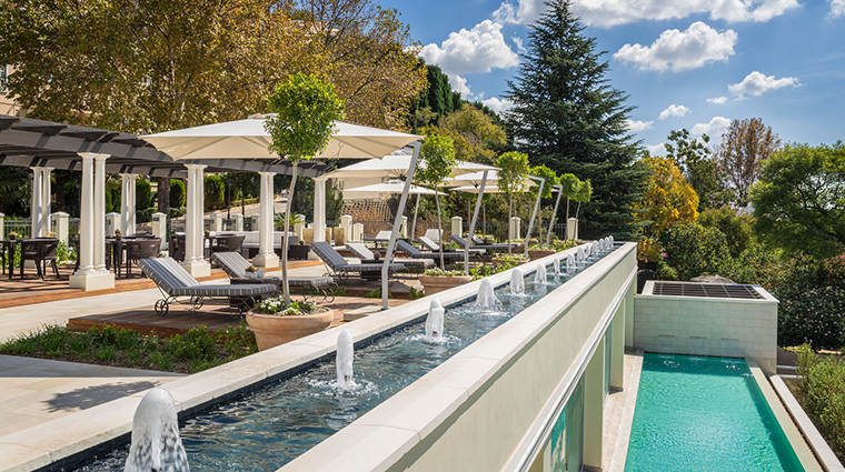 four seasons hotel the westcliff johannesburg apres spa
