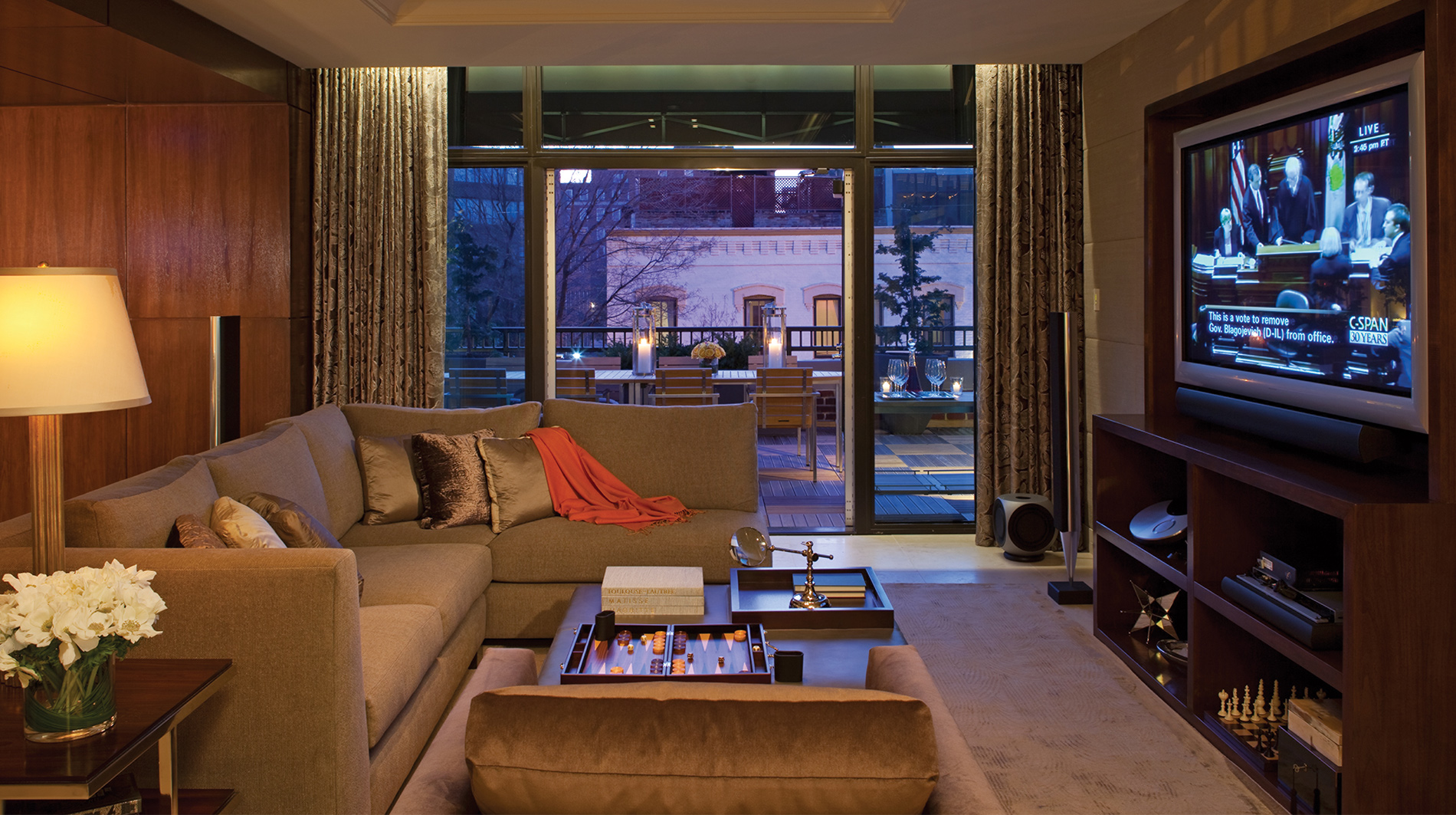 Have A Cozy Winter Getaway In D.C.