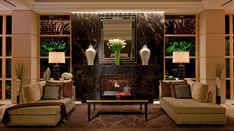 four seasons hotel washington dc lobby