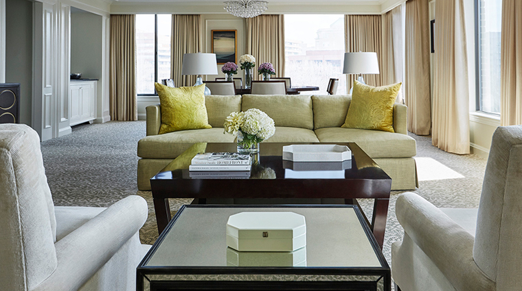 four seasons hotel washington dc presidential suite east wing