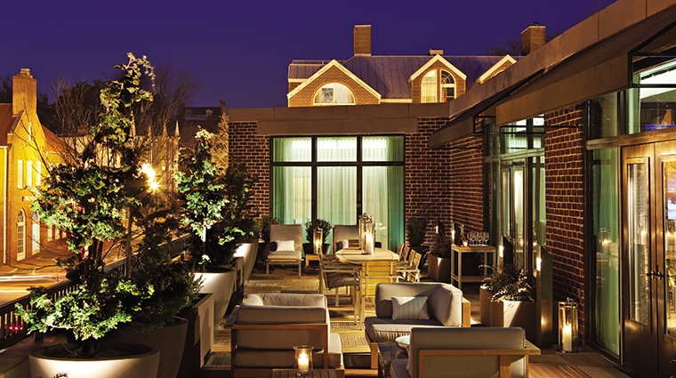 four seasons hotel washington dc royal suite terrace