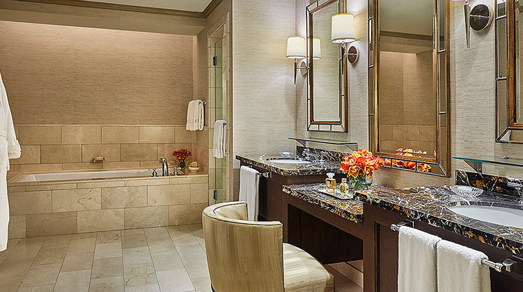 four seasons resort and club dallas at las colinas bathroom