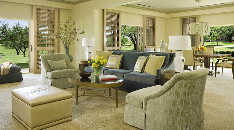 four seasons resort and club dallas at las colinas club villa premier suite 2