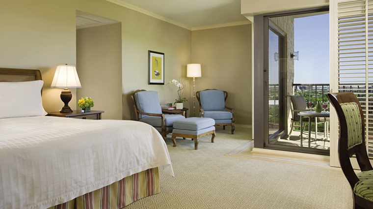four seasons resort and club dallas at las colinas deluxe room