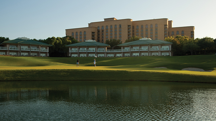 four seasons resort and club dallas at las colinas exterior golf