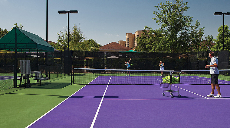 four seasons resort and club dallas at las colinas tennis