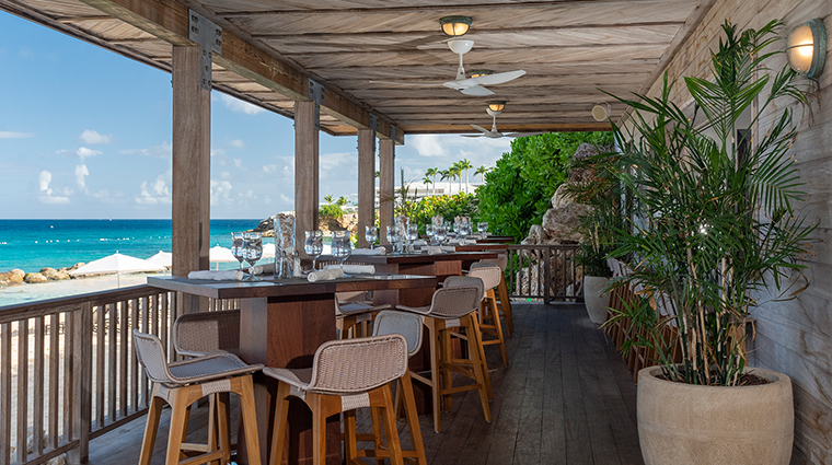 four seasons resort and residences anguilla dining