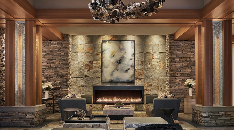 four seasons resort and residences whistler residence lobby
