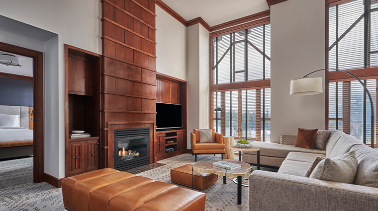 four seasons resort and residences whistler two bedroom premier suite
